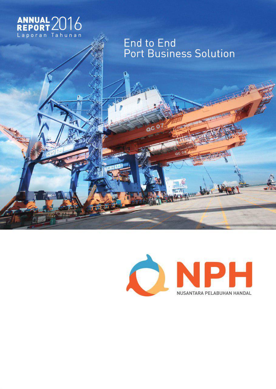 laporan tahunan nusantara port tahun 2016